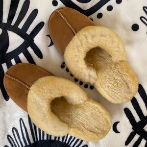 LL bean slippers women's size 8